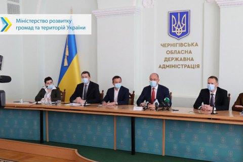 Правительство приняло более 200 мероприятий, которые будут стимулировать развитие регионов и общин, - Чернышов