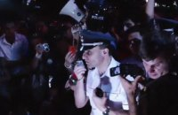 В Ереване полиция разогнала сторонников оппозиционеров, захвативших здание полиции