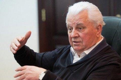 Кравчук предложил двусторонние мирные переговоры между Украиной и Россией