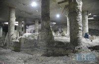 Киевсовет музеефицирует артефакты на Почтовой площади без разрыва инвестдоговора