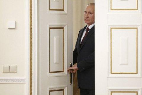 Путін заявив, що сподівається домовитися із Зеленським про поліпшення відносин РФ і України