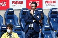 """Головний тренер """"Вільярреала"""" рекордно - ушосте - виводить свою команду в півфінал Ліги Європи"""