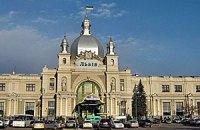 Невідомий повідомив про замінування Львівського залізничного вокзалу