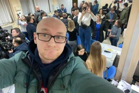 """Журналіст """"1+1"""" Куксін заявив, що СБУ не висувала йому обвинувачень у справі про прослуховування Гончарука (оновлено)"""
