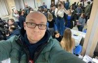 "Журналист ""1+1"" Куксин заявил, что СБУ не предъявляла ему обвинений по делу о прослушке Гончарука (обновлено)"