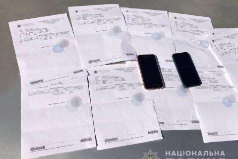 Поліція викрила схему з підробленими COVID-тестами для жителів ОРДЛО