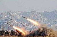 Северная Корея запустила две ракеты