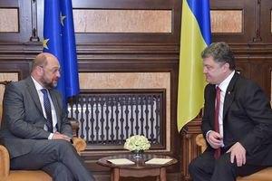 Порошенко анонсировал синхронную с ЕС ратификацию СА 16 сентября