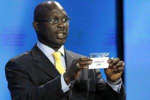 Найкращий футболіст 1995 року став сенатором у Ліберії