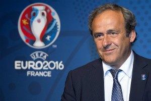 Платини подтвердил получение 2 млн франков от Блаттера