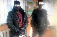 Прикордонники зі стріляниною затримали двох сомалійців на кордоні з Угорщиною