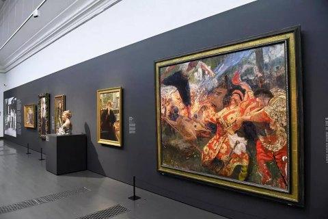 Виставка Рєпіна у Гельсінкі: м'яка сила культури та жорсткі змагання наративів