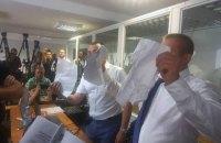 Платные адвокаты Януковича снова попытались сорвать судебные дебаты (обновлено)