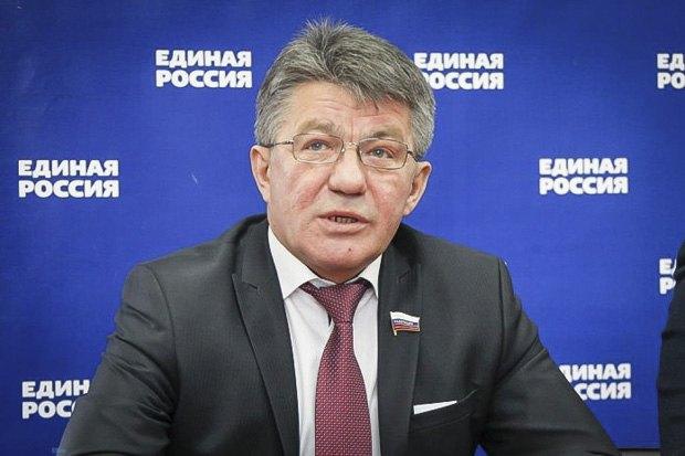 глава комитета Совфеда РФ по обороне и безопасности Виктор Озеров