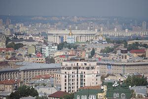 К Евро-2012 в Киеве создадут пешеходный маршрут длиной 10 км