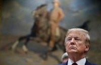 Перші публічні слухання щодо імпічменту Трампа відбудуться 13 листопада