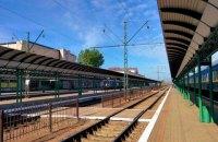Як пересісти на міжнародний поїзд в Чопі