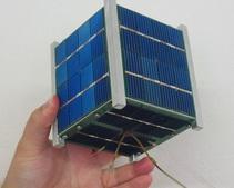 В Днепропетровске готовится первый в Украине университетский наноспутник