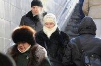 Во вторник в Киеве -4..+2, без осадков