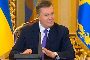 Янукович намерен встретить Новый год в Киеве
