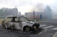 У Франції в День взяття Бастилії спалили понад 700 автомобілів