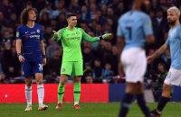 """У """"Челсі"""" стався розкол через дії голкіпера у фіналі Кубка Ліги"""