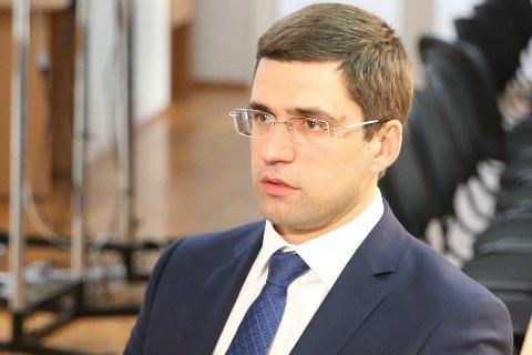 Директор Фонду соцстрахування Євген Баженков розповів про безкоштовне забезпечення ліками постраждалих на виробництві