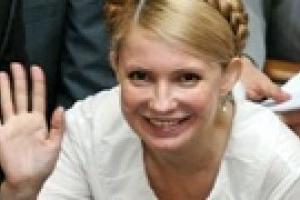 Тимошенко попала в топ-100 самых влиятельных женщин мира