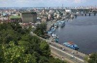 На столичном Подоле ограничили движение до октября 2014 года