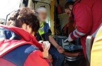 У Дніпропетровській області рятувальники дістали підлітка з покинутого кар'єру