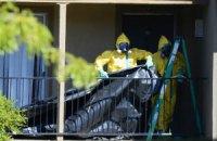 В США умер первый зараженный вирусом Эбола