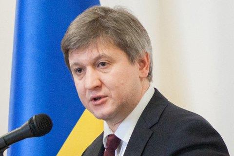 Данилюк: Убытки из-за аннексии Крыма должны быть компенсированы