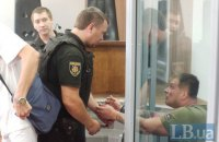 """Підозрюваних у вбивстві """"Сармата"""" суд залишив під вартою"""