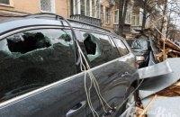 Сильний вітер знеструмив понад 500 населених пунктів в Україні