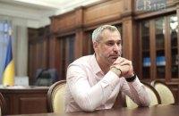 """Рябошапка обвинил главу СБУ в блокировании подозрения в """"важнейшем для Украины"""" деле по Приватбанку"""