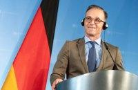 Голова МЗС Німеччини закликав РФ до конструктивних зусиль для врегулювання конфлікту на Донбасі