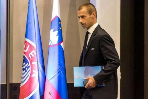 """Президент УЕФА заверил, что при любых раскладах """"Ливерпуль"""" получит свой трофей"""""""