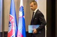 """Президент УЄФА запевнив, що за будь-яких умов """"Ліверпуль"""" отримає свій трофей"""