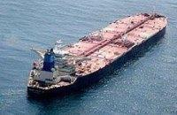 Захваченный пиратами танкер с украинцами перевозил нефть на 20 млн долларов