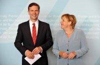 Сепаратистський референдум посилить кризу в Україні, - Німеччина