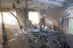 У Миколаєві знову стався вибух у житловому будинку