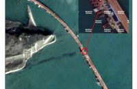Строители Керченского моста не смогли состыковать металлические пролеты