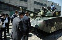 В Харькове показали первый изготовленный для Таиланда танк