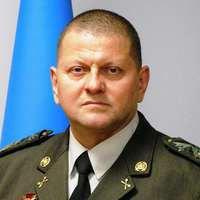 Залужний Валерій Федорович