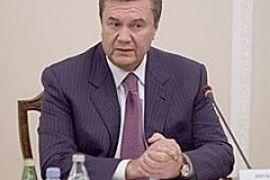 Янукович предложил попросить олигархов поделиться с бедными