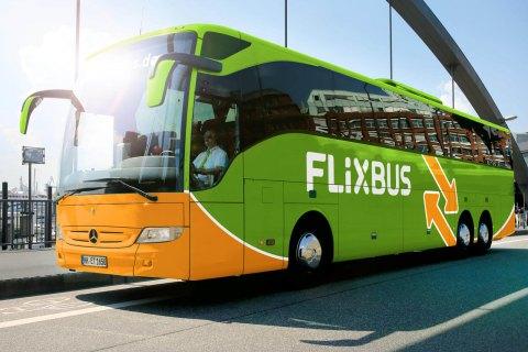 Немецкий перевозчик FlixBus откроет рейсы из Киева, Одессы, Харькова и Львова в ряд стран ЕС