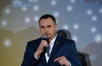 """Сенцов рассказал о """"контрреволюции ненависти"""" в Украине"""