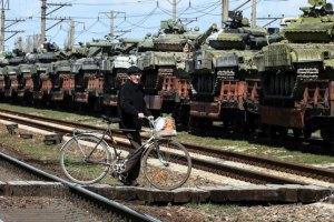 Росія повернула українські танки незіпсованими