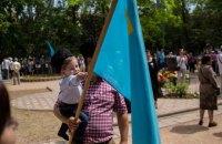 У Сімферополі вшанували пам'ять жертв депортації кримських татар