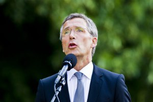 Генсек НАТО призвал Россию отказаться от поддержки донбасских боевиков